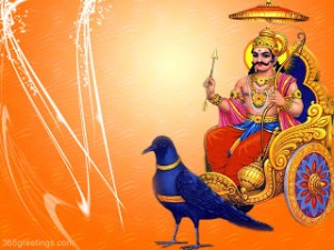 story of lord shani